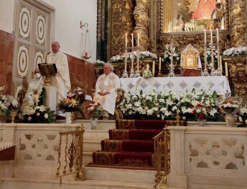 Novena, día 1: «María, reina de todo lo creado»