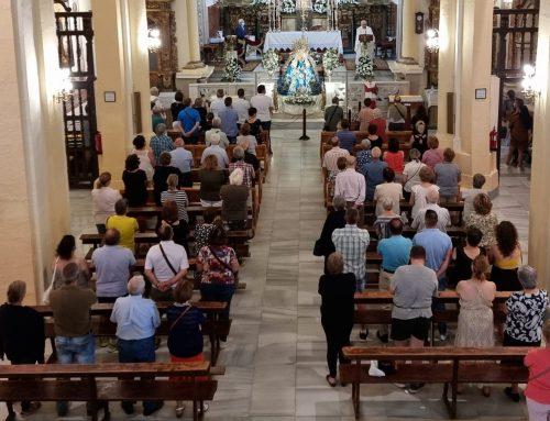 Jornada de la festividad de la Virgen de Cortes en Imágenes